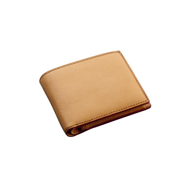 ミネルバボックス 小銭入れ付き二つ折り財布 No.110