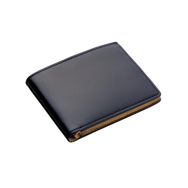 コードバン 二つ折り財布 No.119