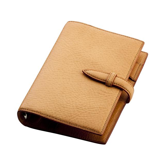 ミネルバボックス バイブルサイズ システム手帳 6穴20mm No.577