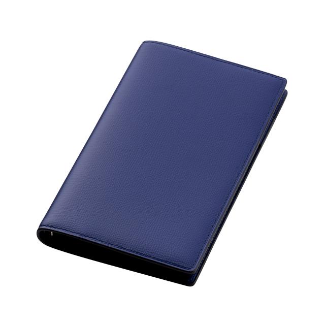 ブレンタボックスカーフ バイブルサイズ システム手帳 6穴11mm No.578