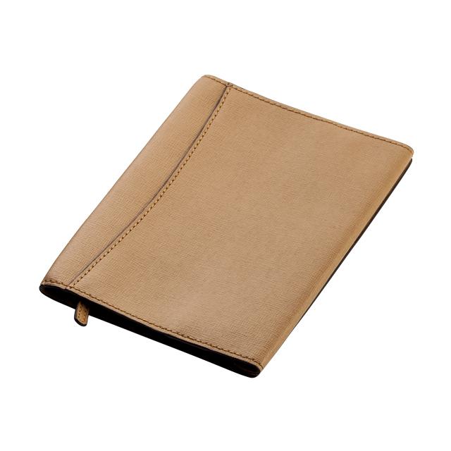 サフィアーノ 文庫サイズ ブックカバー No.601